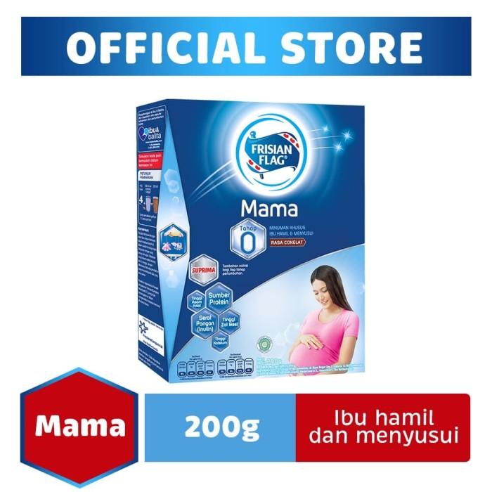 Foto Produk Frisian Flag Mama Susu Ibu Hamil & Menyusui Rasa Cokelat 200g dari Frisian Flag Official