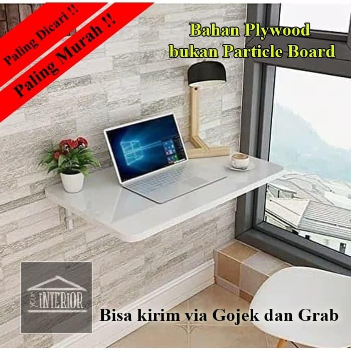 Foto Produk Meja Lipat Dinding Minimalis - Putih dari your_interior