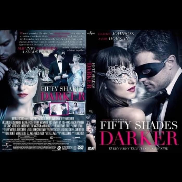 Jual Dvd Film Fifty Shades Darker 2017 Jakarta Barat Passtilaku Store Tokopedia