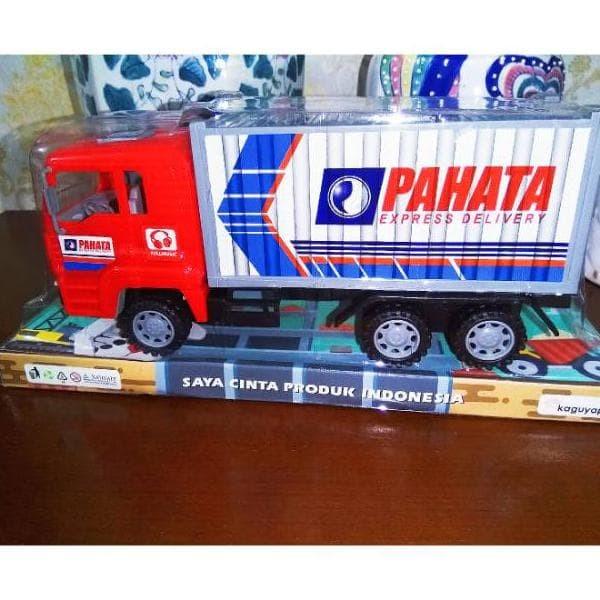 Jual Truck Box Mainan Mobil Keren Termurah Promo Belanja Dari Rumah Jakarta Barat Cileuleuywarnagrosir Tokopedia