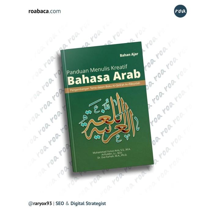 Foto Produk Bahan Ajar Panduan Menulis Kreatif Bahasa Arab dari roabaca