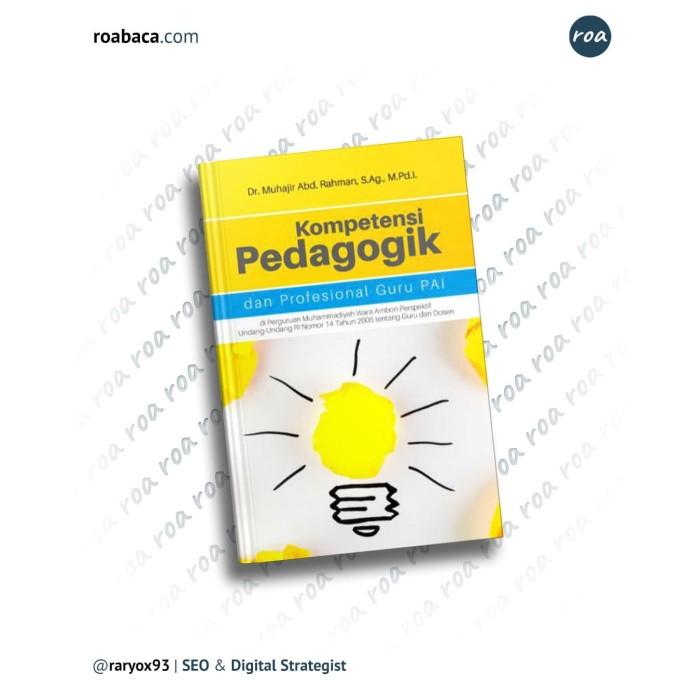 Foto Produk Kompetensi Pedagogik Dan Profesional Guru Pai dari roabaca