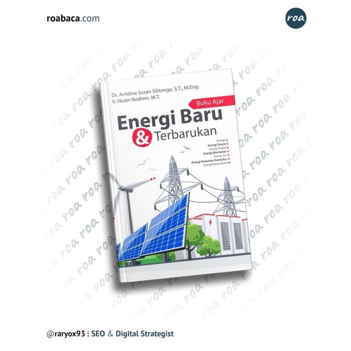 Foto Produk Energi Baru Dan Terbarukan dari roabaca