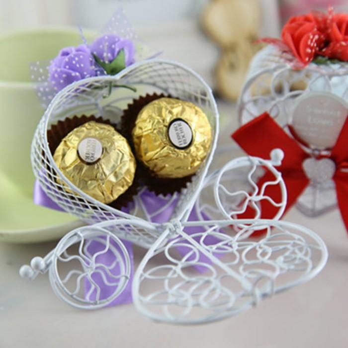 Jual 10pcs Set Carriage Chocolate Candy Box Birthday Wedding Party Favor Jakarta Selatan Andiah Store Tokopedia