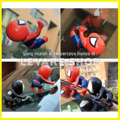Jual Aksess Boneka Tempel Pajangan Mobil Dekorasi Kamar Anak Spiderman Manj Jakarta Pusat Anyaramity Tokopedia