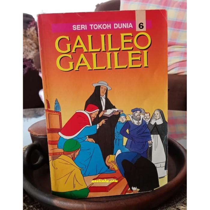 Foto Produk GALILEO GALILEI - SERI TOKOH DUNIA 6 dari Anelinda Buku Klasik