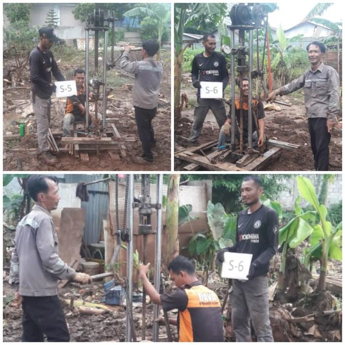 Jual Test Sondir Kota Tangerang Selatan Jasa Sondir Tokopedia
