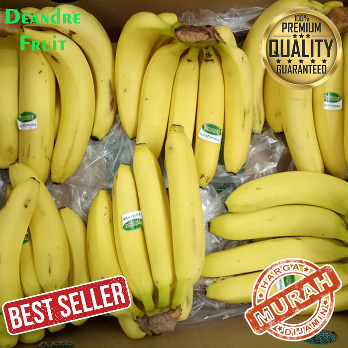 Foto Produk Buah Pisang Sunpride Sunfresh 1kg TERMURAH DIJAMIN MURAH dari Deandre Fruit Market1
