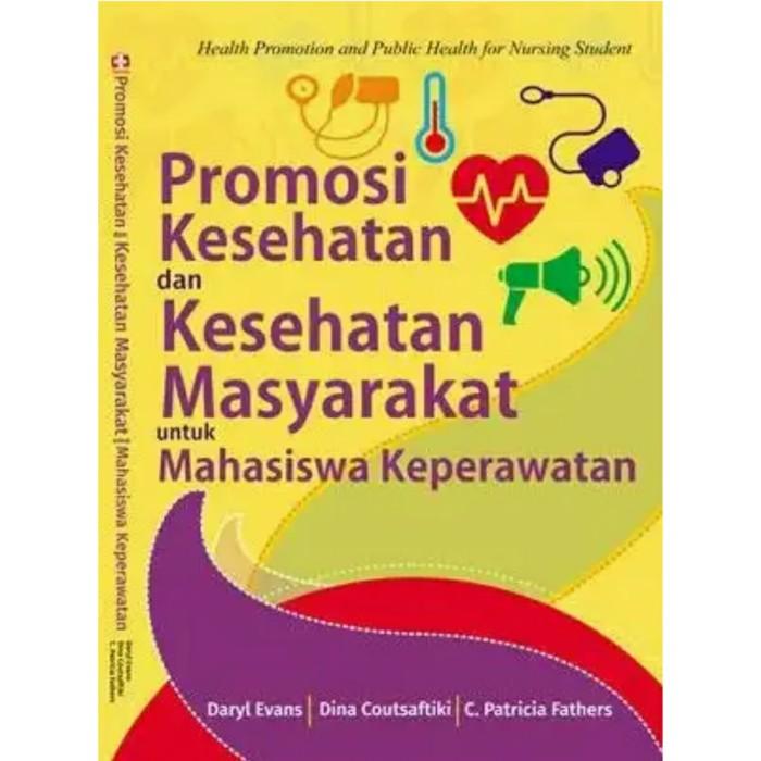 Jual Buku Promosi Kesehatan Dan Kesehatan Masyarakat Untuk Mahasiswa Kota Tangerang Beli Buku Original Tokopedia