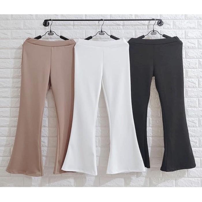 Foto Produk Cutbray Scuba Pants/ Kulot / Celana Wanita Kekinian, 100% Termurah dari Lip Store Jakarta