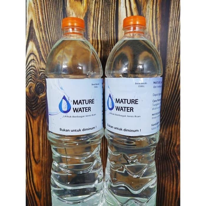 Foto Produk Mature Water Air Siap Pakai Untuk Koi, Cupang, Guppy, Aquascape dari Incasso
