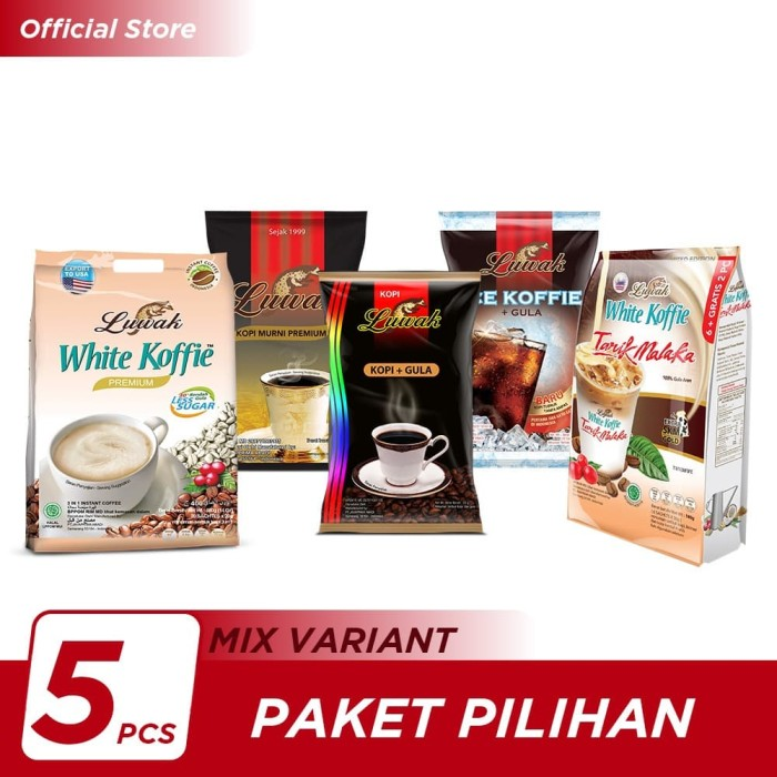 Foto Produk Kopi Luwak - Paket Pilihan dari Kopi Luwak Official