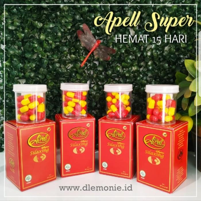 Foto Produk APELL APEL SUPER DLEMONIE / PELANGSING BADAN AMPUH dari kulitcantikku