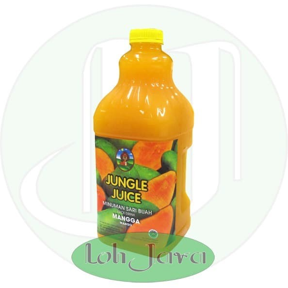 Foto Produk Jus Buah Segar Mangga/ Jungle Juice Mango 2 Liter Grosir dari Loh Java