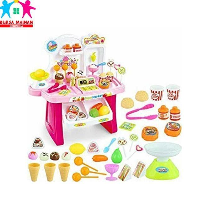 Jual Best Seller Mainan Masak Anak Mainan Gerobak Es Krim Mainan Jakarta Barat Tubagus Fams Tokopedia