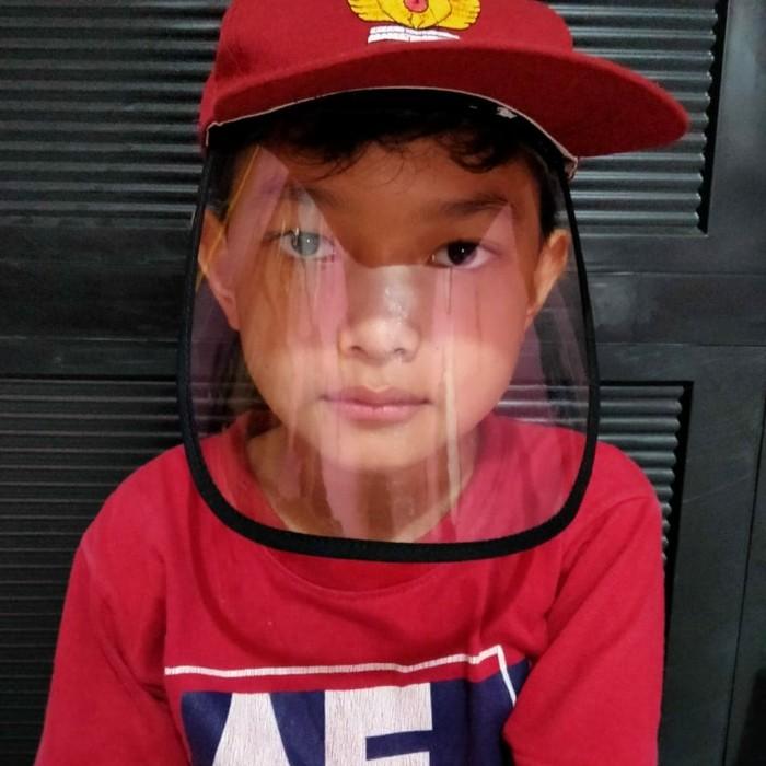 Foto Produk Face Shield Topi Sekolah dari OBR Asesoris