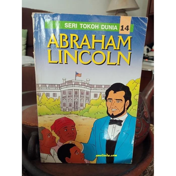 Foto Produk ABRAHAM LINCOLN - SERI TOKOH DUNIA 14 dari Anelinda Buku Klasik
