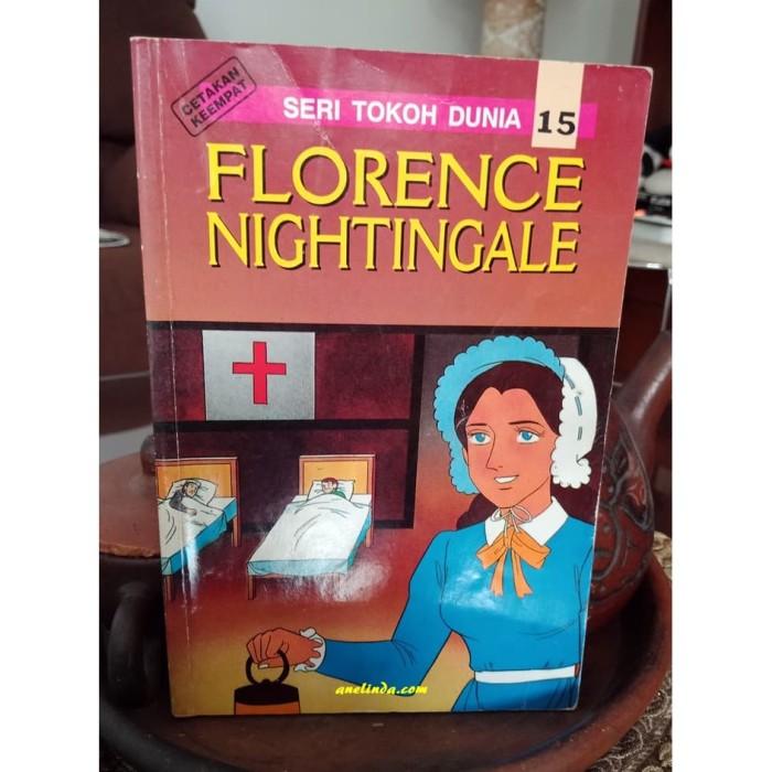 Foto Produk FLORENCE NIGHTINGALE - SERI TOKOH DUNIA 15 dari Anelinda Buku Klasik