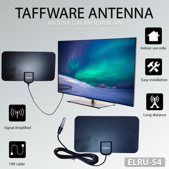 Foto Produk Antena Tv Indoor Taffware dari my suncity