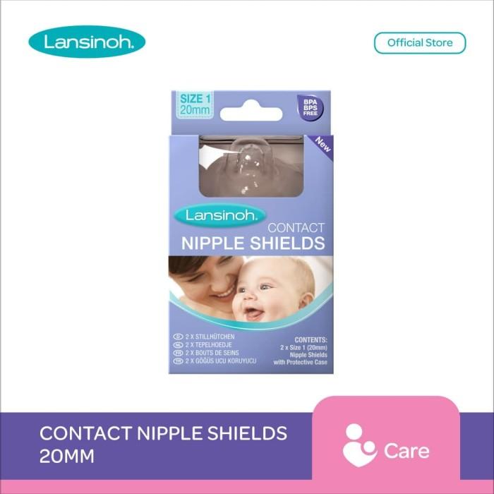 Foto Produk LANSINOH Contact Nipple Shields 20mm dari Tukuse