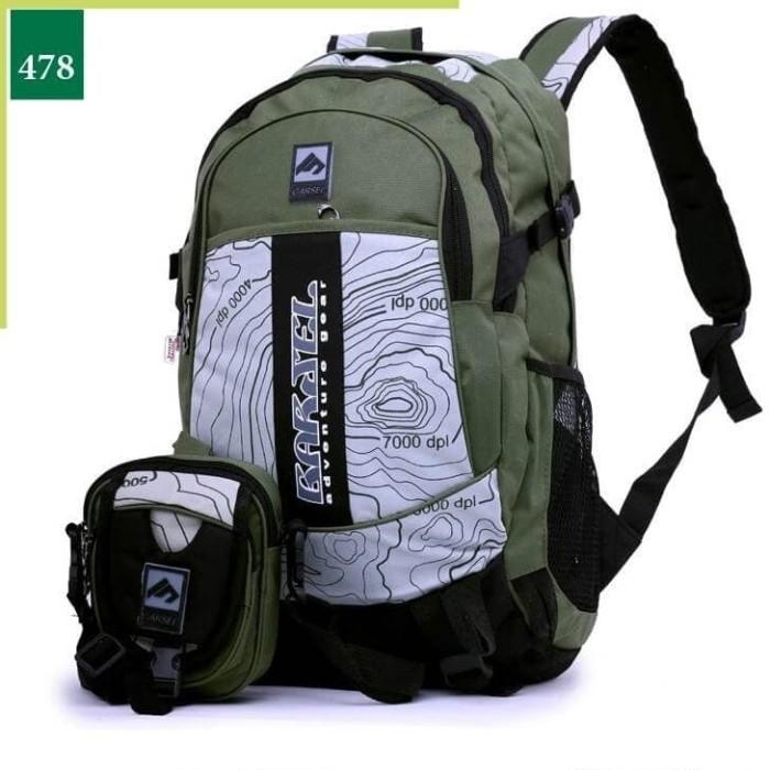 Foto Produk Tas Ransel Kuat Free BackPack Premium-Fro 5575 dari Home_life