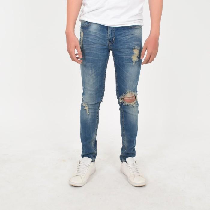 Foto Produk Blue modry A08 - Blue Modry, 28 dari Weird Jeans
