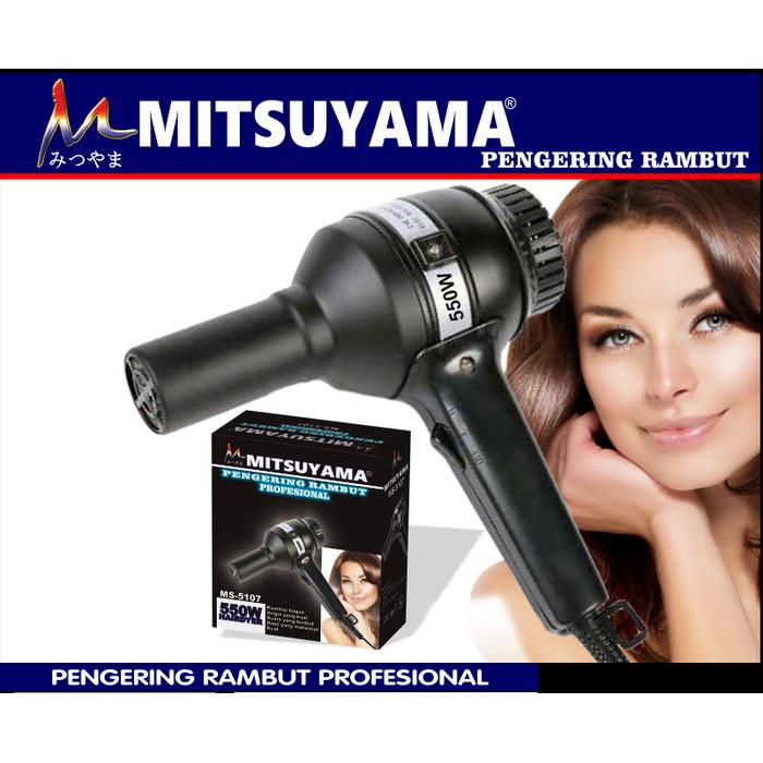 Foto Produk Hairdryer Pengering Rambut Mitsuyama MS-5107 5108 dari grosirltc