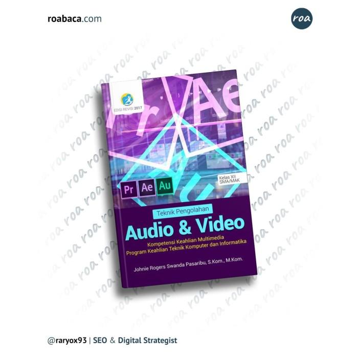 Foto Produk Teknik Pengolahan Audio & Video dari roabaca