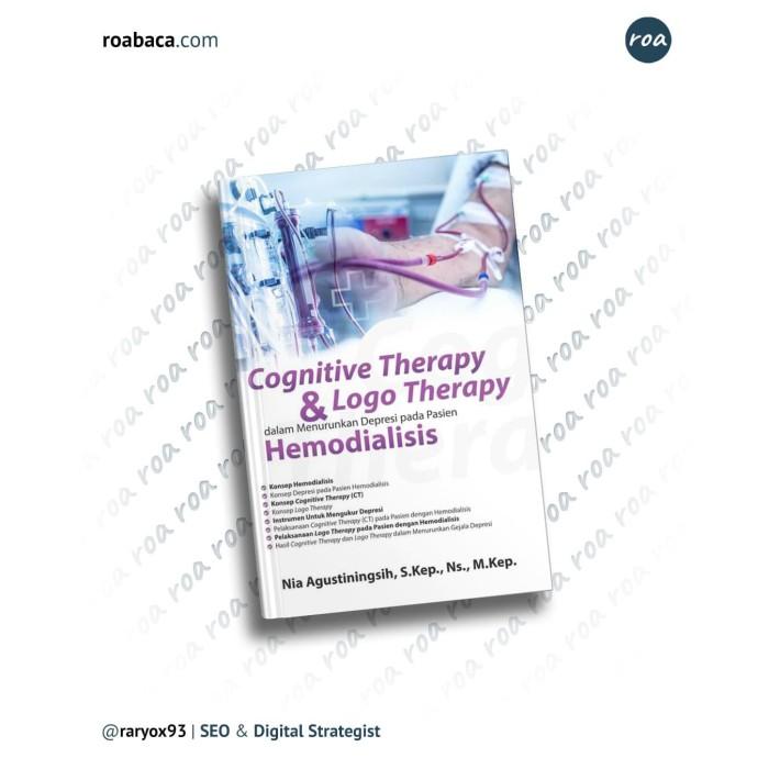 Foto Produk Cognitive Therapy Dan Logo Therapy Dalam Menurunkan Depresi dari roabaca