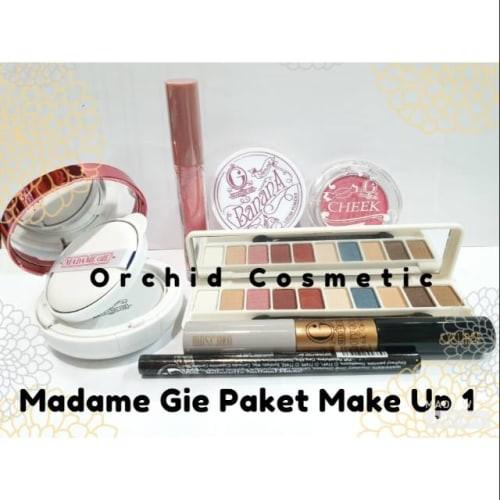 Jual Madame Gie Paket Makeup 1 Terlaris