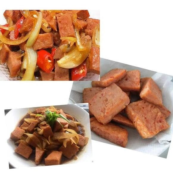 Jual Daging Ham Babi Tts Kaleng Maling Pork Luncheon Meat Tts 397 G Jakarta Barat Kinanti Artana Tokopedia