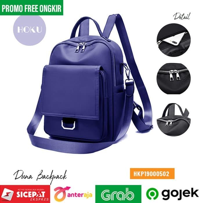 Foto Produk BACKPACK TAS RANSEL WANITA IMPORT 2 IN 1 BISA SHOULDER BAG/SELEMPANG dari Toko Kangen Belanja