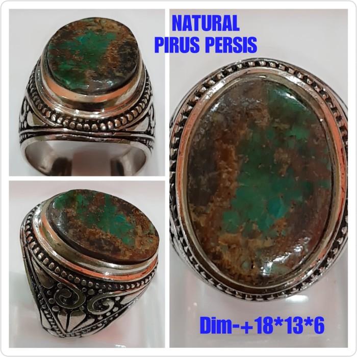 Foto Produk NATURAL BATU PIRUS PERSIA C48 dari arjuna cincin