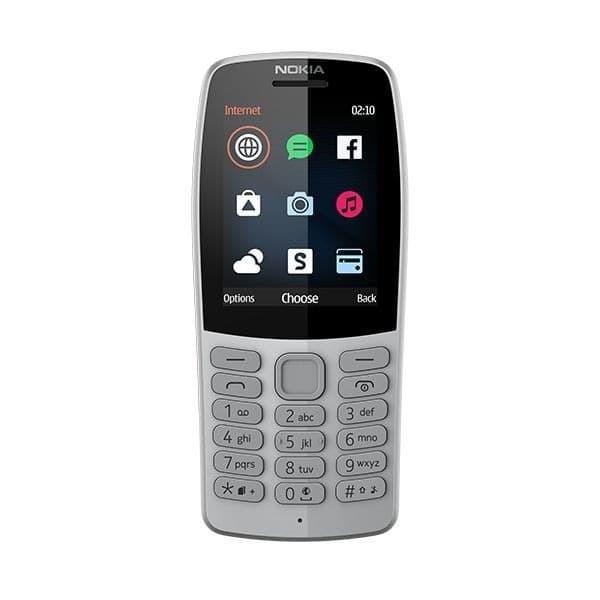 Foto Produk Nokia 210 – Grey dari Nokia Official Store