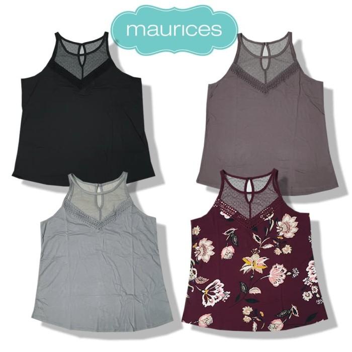 Foto Produk Lace tank top maurices dari toko super murah