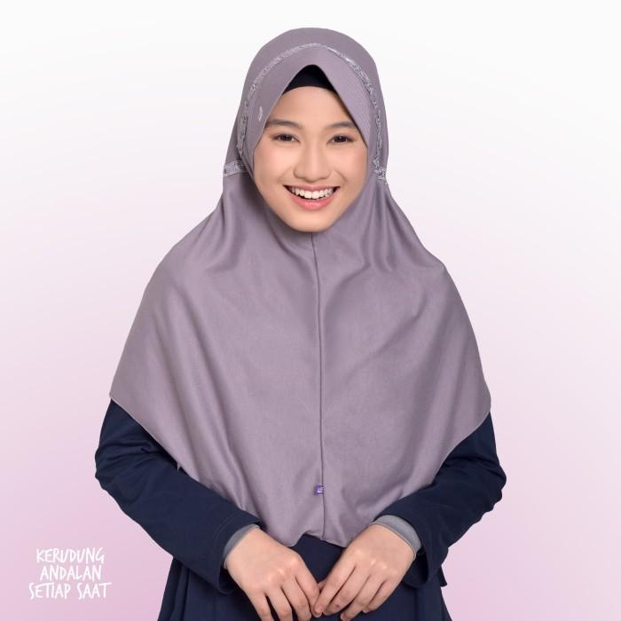 Foto Produk Rabbani - Kerudung Insta Hemy - Cokelat, S dari Rabbani Official