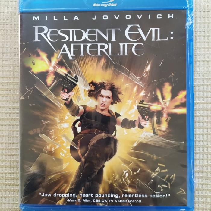 Jual Bluray Original Resident Evil Afterlife 2010 Jakarta Pusat Bluraydvd Tokopedia