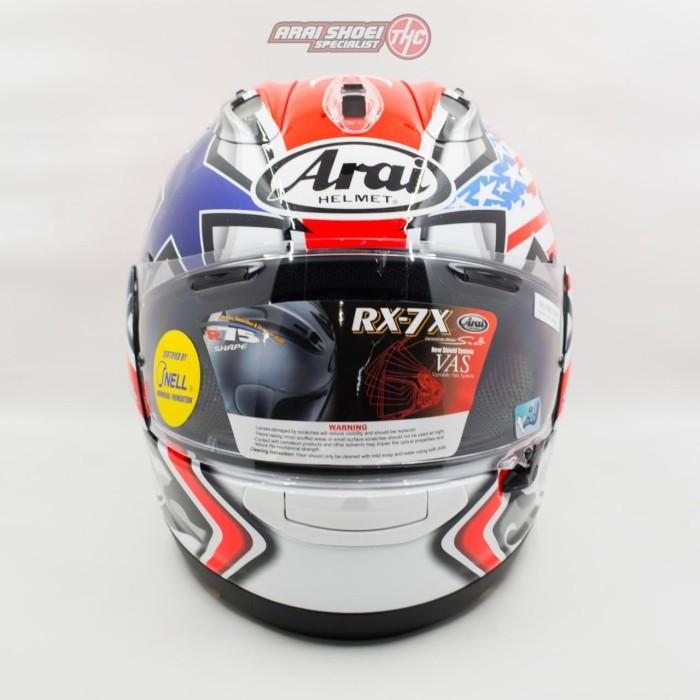 Foto Produk ARAI HAYDEN LAGUNA SECA dari THC-The Helmet Colecdol