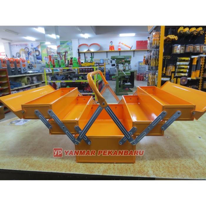 Foto Produk Tool Box Besi (HD) 3 Tingkat INGCO HTB03 dari yanmarindo
