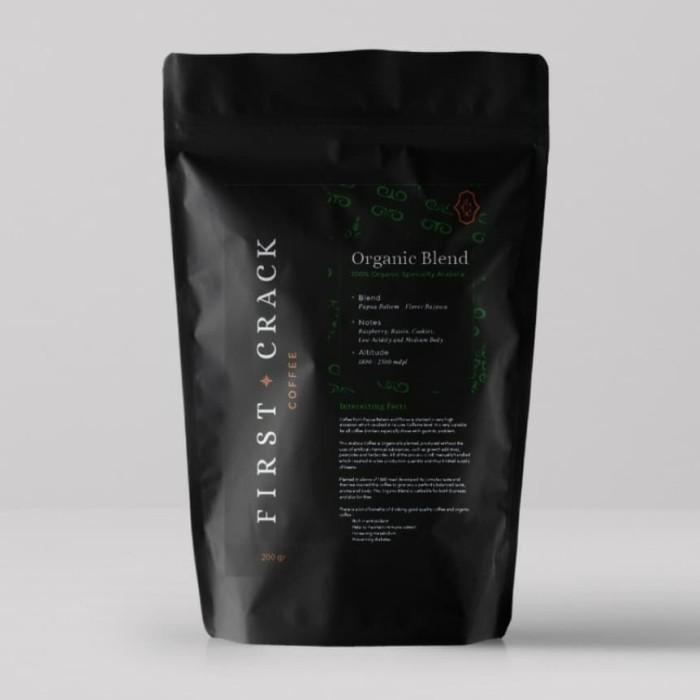 Foto Produk Organic Blend - Seasonal Edition dari First Crack Coffee