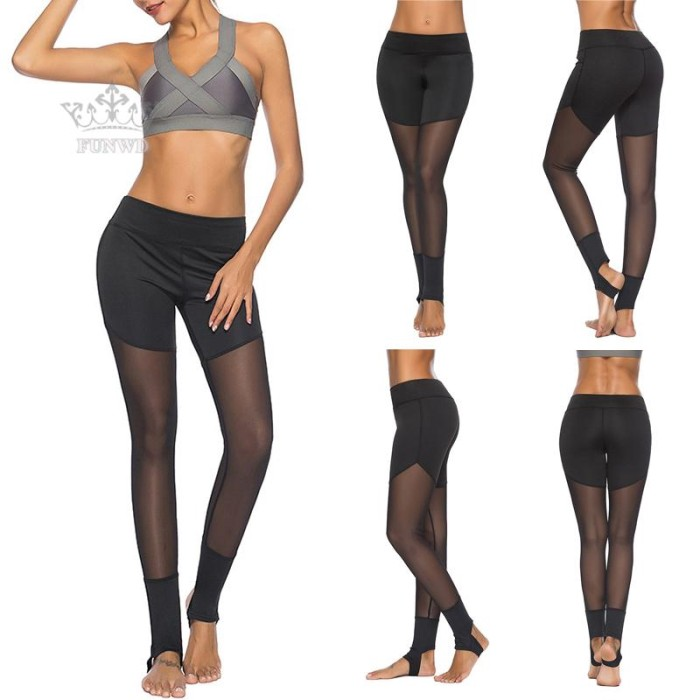Jual 1pc Celana Legging Panjang Wanita Casual Bahan Polyester Warna Hitam Jakarta Pusat Altra Land Tokopedia