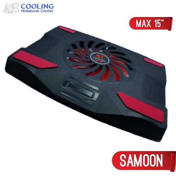 Foto Produk cooling pad kipas laptop ace cooling samoon 15inch fan 16cm berga dari teguh wacana01