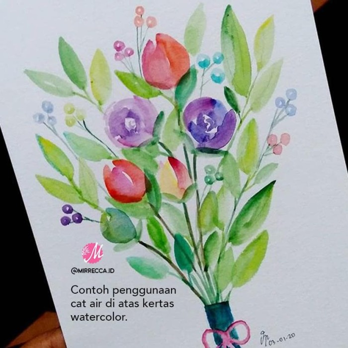 Jual 12 Lembar A6 Artemedia Watercolor Paper Kertas Media Cat Air Promo Kota Tangerang Selatan Adeevagarage Tokopedia