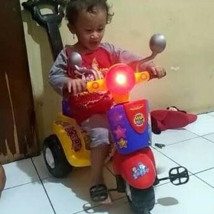 Jual HIGH QUALITY Mainan Anak Perempuan Laki Balita Sepeda