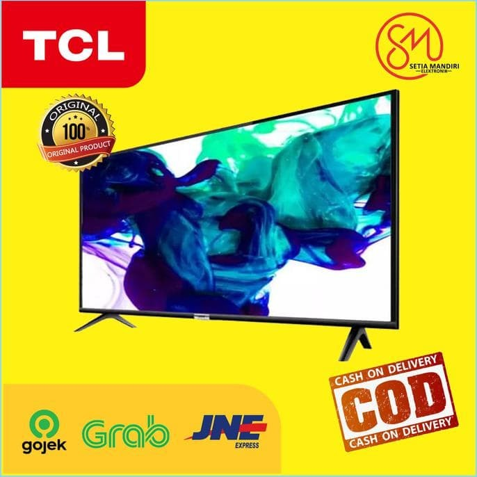Jual Diskon Hari Ini Promo Tv Led Smart Android Tcl 40a3 40 In With Jakarta Selatan Dukemargareta Tokopedia