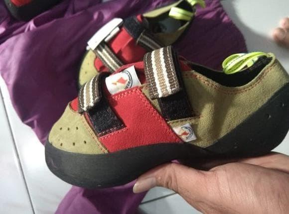 Jual Sepatu Panjat Tebing Hego Jakarta Selatan Alfonso Lapak Tokopedia