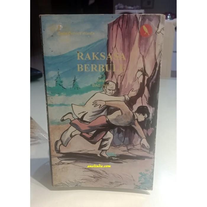 Foto Produk RAKSASA BERBULU - SERIAL DETEKTIF WANITA UI ENG (SI BURUNG KENARI) dari Anelinda Buku Klasik