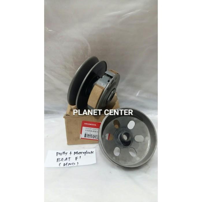 Jual Pully Mangkok Honda Beat Fi K16 Original Kab Magelang Planetcenter Tokopedia