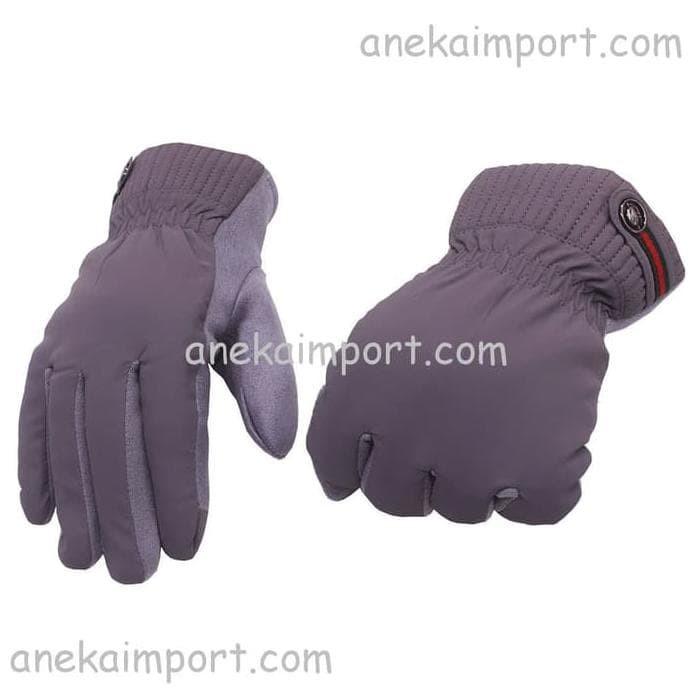 Jual Sarung Tangan Musim Dingin Parasut Pria Gloves Winter Fashion Europe Jakarta Barat Fauziashop03 Tokopedia