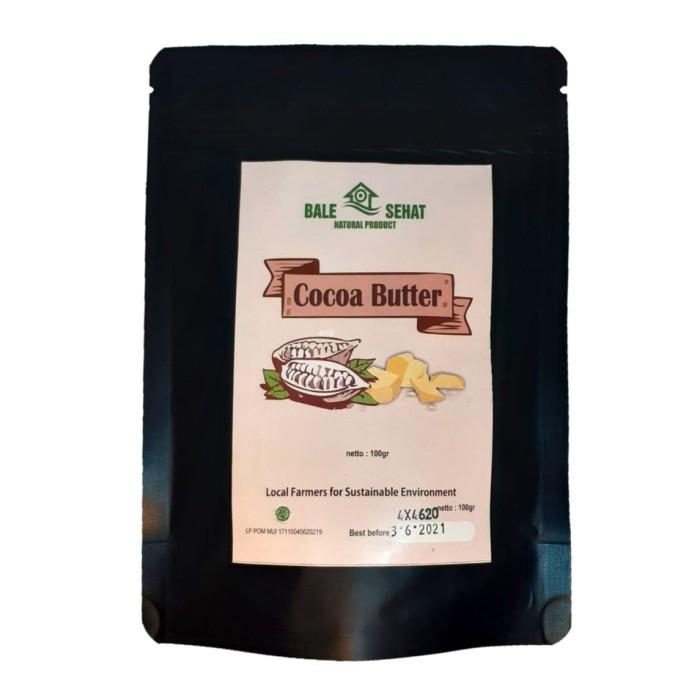 Foto Produk Raw Cocoa butter dari Bale Sehat